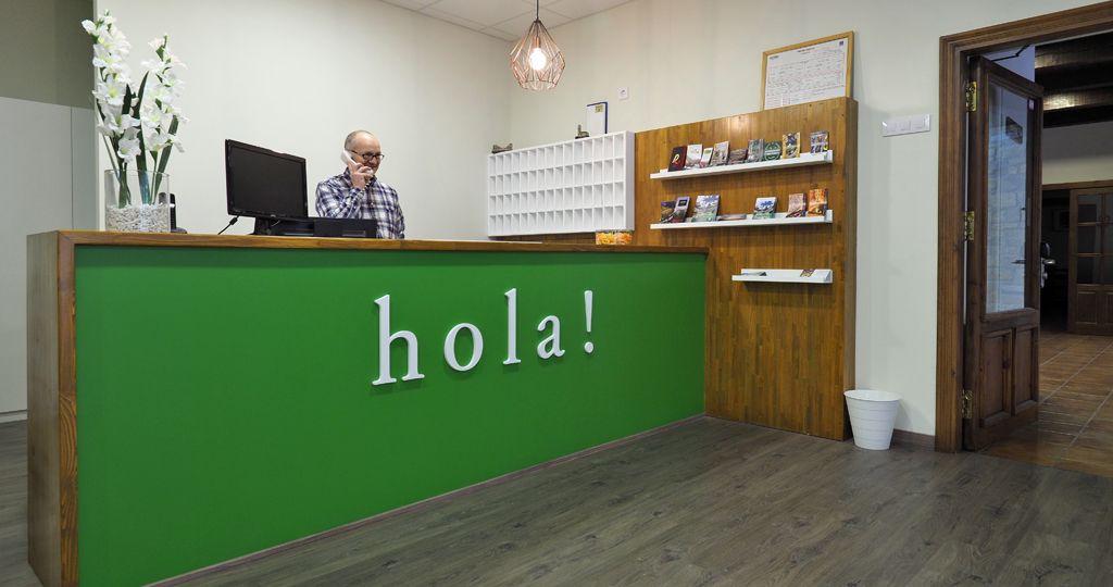 servicios hotel Apolo, Aínsa