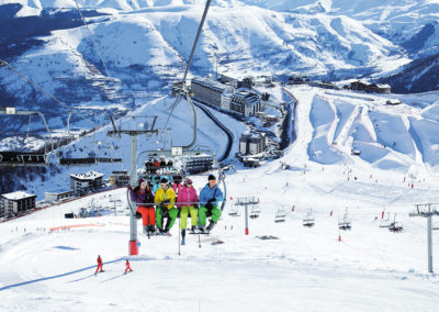 Esqui Saint Lary Soulan
